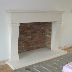 Marble Stone Fireplaces