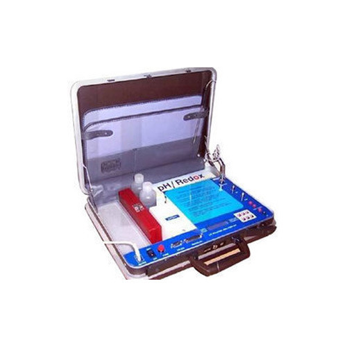 Microprocessor Water And Soil Analysis Kit