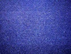 Knit Indigo Denim Rib Fabric