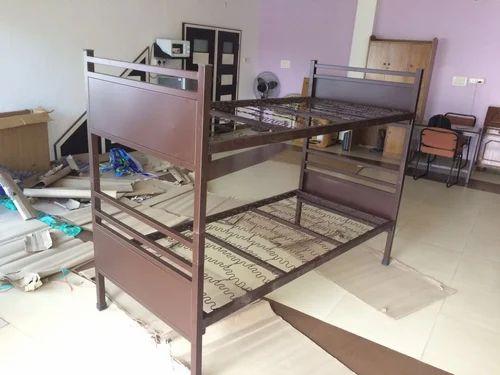 Institutional Furniture Hostel Bunk Bed Manufacturer From Ambala
