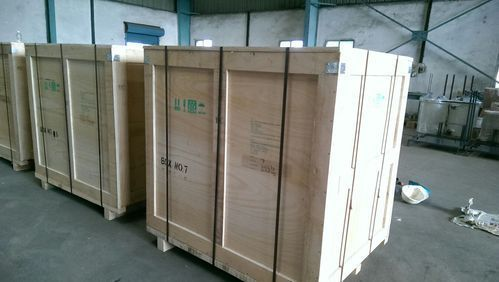 Export Wooden Packing Box