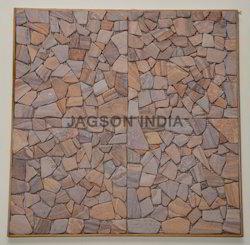 Crazy Floor Tiles