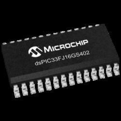 DSPIC33FJ16GS402-I/SO- PIC Microcontroller