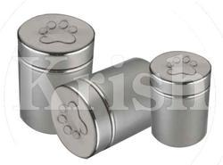 Stainless Steel Pet Canister