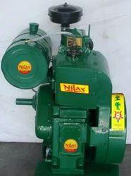 10 H.P Air Cooled Bearing Diesel Engine