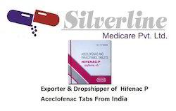 Hifenac P Aceclofenac Tabs