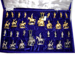 Sandalwood Chess Set