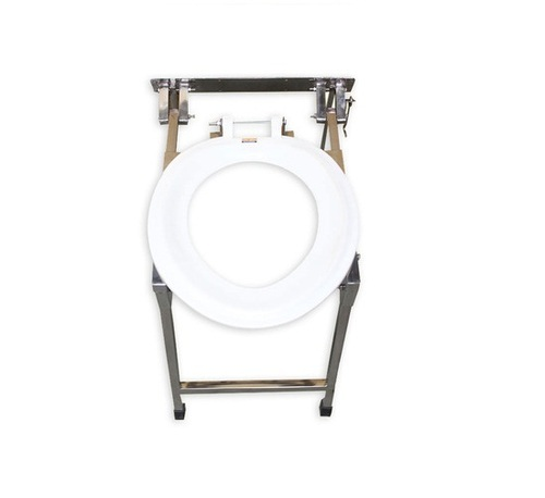 Bathroom Accessories - Aluminum Folding Commode Manufacturer from Mumbai