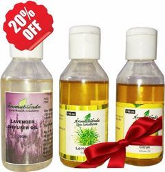 Aromablendz Combo Diffuser Oil 2