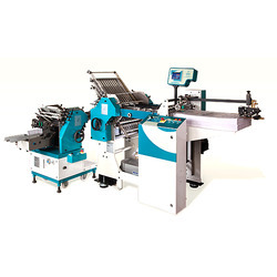 Pile Feed Paper Folding Machines