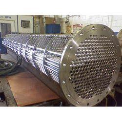 SS Heat Exchanger Tube Bundle