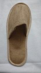 Premium Disposable Jute Slippers