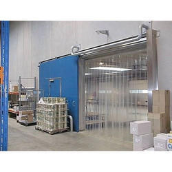 Cold Storage PVC Curtains