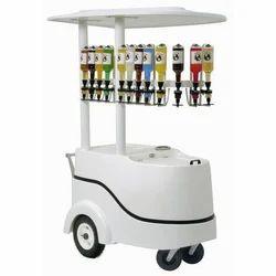 Snow Ice Cart/Ice cream cart