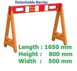 Detachable Barrier