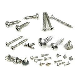 self tapping screws ss and gi