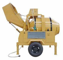 Hydraulic Mixer Machine