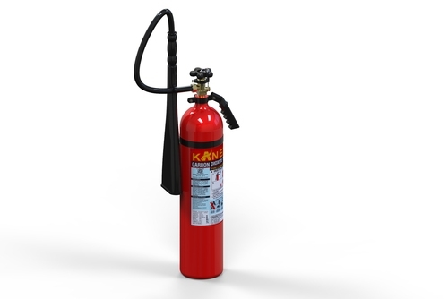 CO2 Fire Extinguisher 4.5Kg