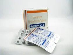 Admenta - 5 mg Tablet