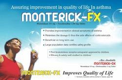 Monterick-fx Anti Asthma Drug
