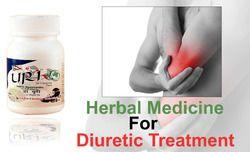 Herbal Medicine for Diuretic Treatment