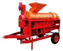 Maize Corn Dehusker Cum Sheller - Tractor Model