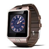 Brown Smart Watch