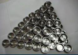 Titanium Crucible