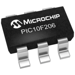PIC10F206T-I/OT