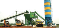 Concrete Batching Plant on Rent or Processing Basis