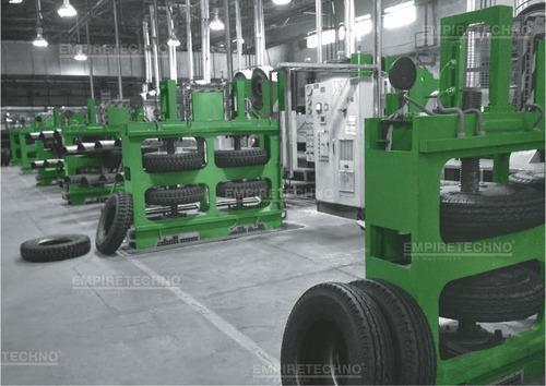 Tire Manufacturing Machines