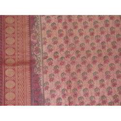 Floral Printed Cotton Sarees
