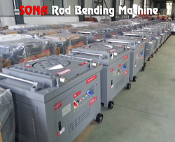 Rod Bending Machine