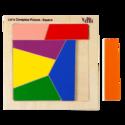 Square Educational Puzzle