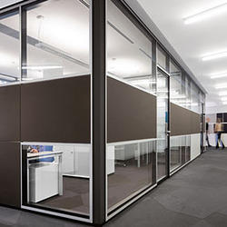Contemporary executive office furniture - Office Partitions In Indore Madhya Pradesh Suppliers Dealers