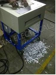 Blister Shredder Machine