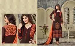 Designer Bridal Party Wear Salwar Suit