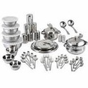 51 Pc Stainless Steel Dinner Set