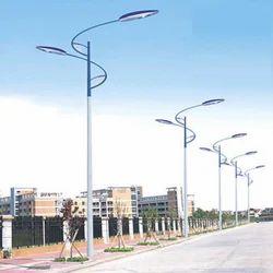 Decorative Light Poles lighting poles - solar street light pole manufacturer from rajkot