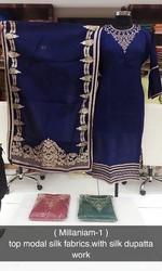 Fancy Silk Suit