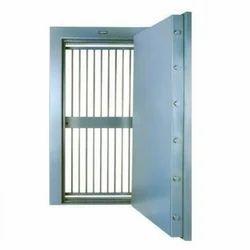 MS Strong Room Door