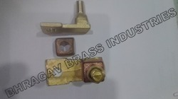 Earthing Clamp - Brass