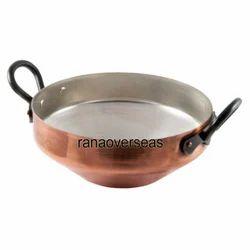 Copper Wok Pan