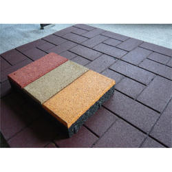 Rubber Tiles Flooring