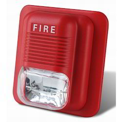 Conventional Sounder Fire Alarm