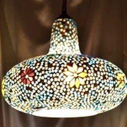 Mosaic Pendant Hanging Lamp