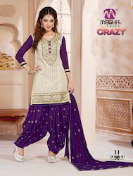 Exclusive Ladies Embroidered Suit