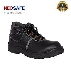 Neosafe Rock High Ankle Steel Toe Safety Shoes