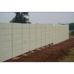 Pre Stressed Compound Wall