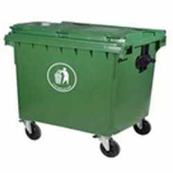 conta kleen wheeled garbage bins 660 lt lt lt
